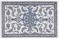 Oriental Collection Nain Teppich 12la 89 x 135 cm