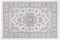 Oriental Collection Nain-Teppich Golbaft 107 x 158 cm