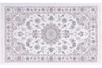 Oriental Collection Nain-Teppich Golbaft 80 x 135 cm