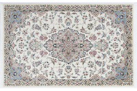Oriental Collection Nain-Teppich Sherkat 90 x 144 cm