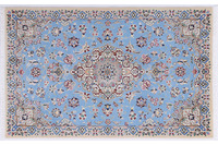 Oriental Collection Nain Perserteppich Sherkat 90 x 145 cm