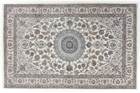 Oriental Collection Nain-Teppich 12la 193 cm x 303 cm