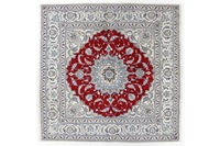 Oriental Collection Nain-Teppich 12la 198 cm x 204 cm