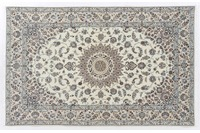 Oriental Collection Nain 6la 130 cm x 208 cm