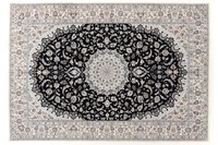 Oriental Collection Nain Teppich 6la 200 cm x 295 cm