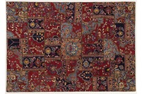 Oriental Collection Patchwork Persia, 170 x 243 cm