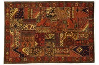 Oriental Collection Patchwork Persia, 175 x 248 cm