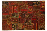 Oriental Collection Patchwork Persia, 173 x 247 cm