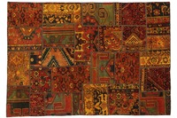 Oriental Collection Patchwork Persia, 146 x 208 cm