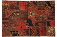 Oriental Collection Patchwork Persia, 145 x 207 cm
