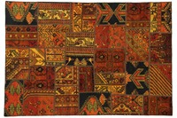 Oriental Collection Patchwork Persia, 140 x 207 cm