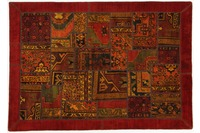 Oriental Collection Patchwork Persia, 173 x 245 cm
