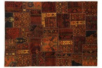 Oriental Collection Patchwork Persia, 175 x 245 cm