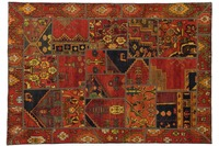 Oriental Collection Patchwork Persia 145 x 210 cm