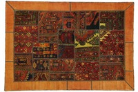 Oriental Collection Patchwork Persia 140 x 205 cm