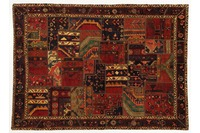Oriental Collection Patchwork Persia, 175 x 240 cm