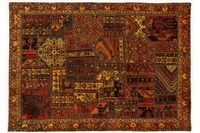 Oriental Collection Patchwork Persia, 174 x 245 cm