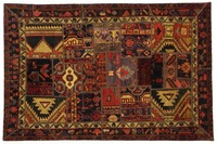 Oriental Collection Patchwork Persia, 137 x 207 cm