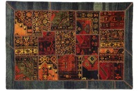 Oriental Collection Patchwork Persia, 144 x 208 cm