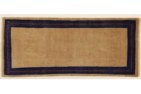 Oriental Collection Gabbeh-Teppich Rissbaft, 80 x 194 cm