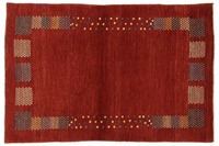 Oriental Collection Gabbeh-Teppich Rissbaft, 93 x 145 cm