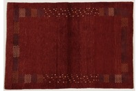 Oriental Collection Gabbeh-Teppich Rissbaft 100 x 152 cm