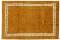 Oriental Collection Gabbeh-Teppich Rissbaft, 196 x 288 cm