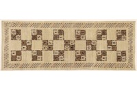 Oriental Collection Gabbeh-Teppich Rissbaft, 83 x 220 cm