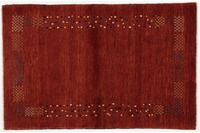 Oriental Collection Gabbeh-Teppich Rissbaft, 83 x 130 cm