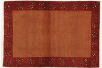 Oriental Collection Gabbeh-Teppich Rissbaft, 85 x 130 cm