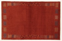 Oriental Collection Gabbeh-Teppich Rissbaft 100 x 153 cm