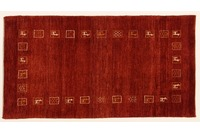 Oriental Collection Gabbeh-Teppich Rissbaft, 85 x 160 cm