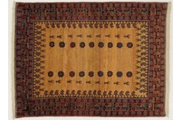 Oriental Collection Gabbeh-Teppich Rissbaft Classic 106 x 143 cm