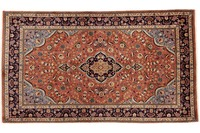 Oriental Collection Sarough Teppich 140 x 244 cm