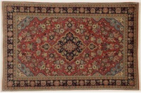 Oriental Collection Sarough Teppich 137 x 208 cm