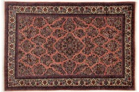 Oriental Collection Sarough Teppich, Schurwolle, 168 x 247 cm