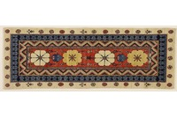 Oriental Collection Sarough Teppich 78 x 217 cm