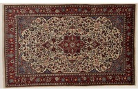 Oriental Collection Sarough Orientteppich 135 x 210 cm