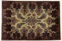 Oriental Collection Sarough Teppich 130 x 192 cm
