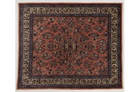 Oriental Collection Sarough Teppich 210 x 250 cm
