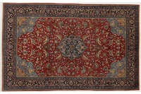 Oriental Collection Sarough Teppich 130 x 210 cm mehrfarbig