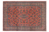 Oriental Collection Sarough Teppich 247 x 350 cm