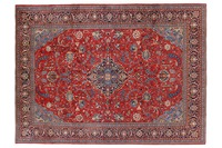 Oriental Collection Sarough Teppich 262 x 345 cm