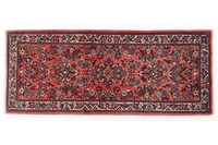 Oriental Collection Sarough Orientteppich 80 x 200 cm