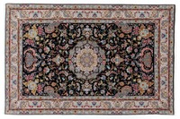 Oriental Collection Tabriz-Teppich 50radj 190 cm x 300 cm