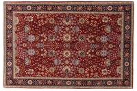 Oriental Collection Täbriz Teppich 50 radj 195 x 290 cm