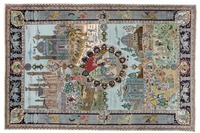 Oriental Collection Tabriz 50 radj 198 cm x 300 cm