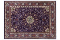 Oriental Collection Tabriz-Teppich 50radj 250 cm x 350 cm