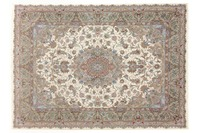 Oriental Collection Tabriz 70radj auf Seide 150 cm x 210 cm