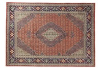 Oriental Collection Täbriz Teppich Mahi 40 radj 245 x 351 cm